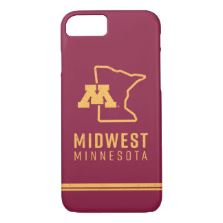 Minnesota | Midwest State iPhone 8/7 Case