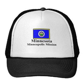 Minnesota Minneapolis Mission Hat