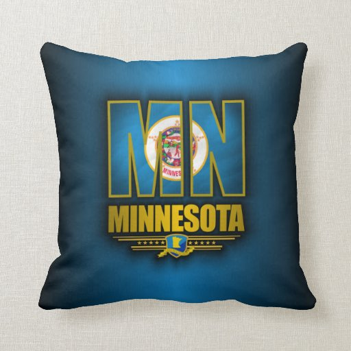Minnesota (MN) Almohadas