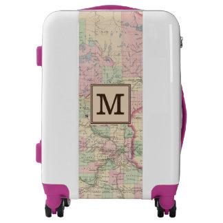 Minnesota | Monogram Luggage