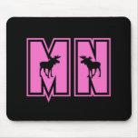 Minnesota Moose Mouse Pad