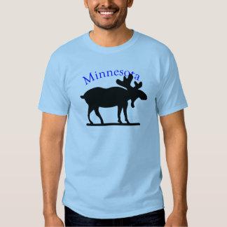 Minnesota Moose T Shirt