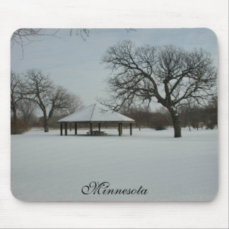 Minnesota Mouse Pad