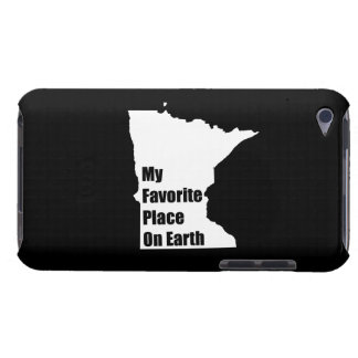 Minnesota My Favorite Place On Earth Barely There iPod Cover