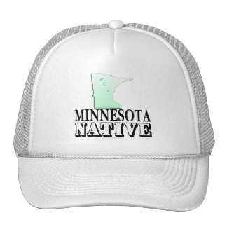 Minnesota Native Trucker Hat