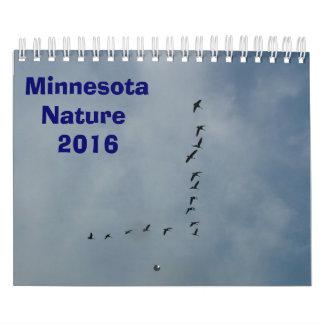 Minnesota Nature Calendar 2016
