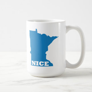 MINNESOTA NICE COFFEE MUG