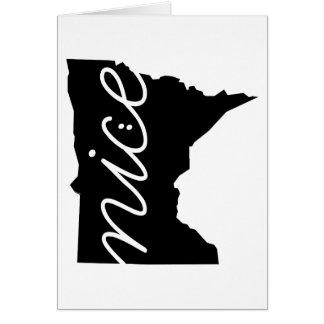 Minnesota Nice Gifts Card