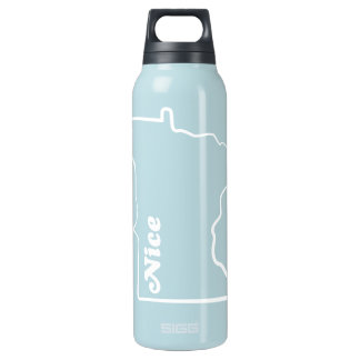 Minnesota Nice Insulated Water Bottle