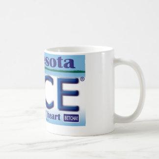 Minnesota Nice® License Plate  Mug