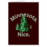 Minnesota Nice.  Period! Cards