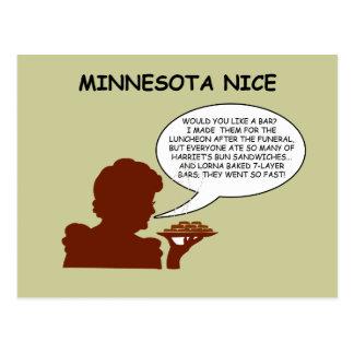 Minnesota Nice Postcards