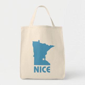 Minnesota Niza Bolsa Tela Para La Compra