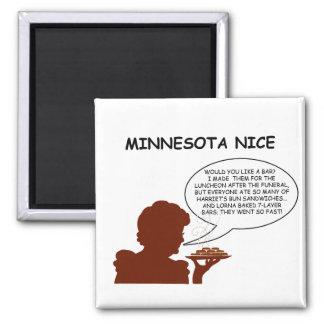 Minnesota Niza Imán Cuadrado