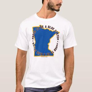 Minnesota: ¡Orgulloso ser una camiseta azul de