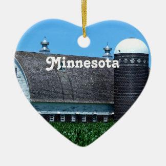 Minnesota Christmas Tree Ornaments