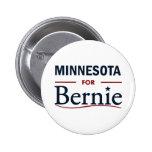Minnesota para Bernie Pin Redondo De 2 Pulgadas