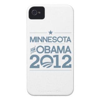 MINNESOTA PARA OBAMA 2012.png iPhone 4 Case-Mate Protector