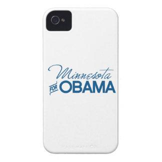 Minnesota para Obama - .png Case-Mate iPhone 4 Funda