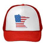 Minnesota Patriotic Hat