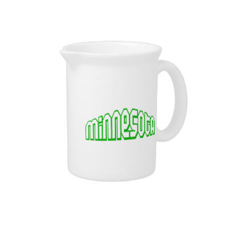 Minnesota Drink Pitcher