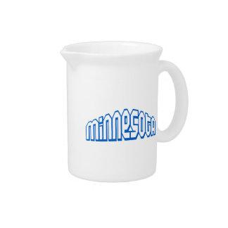 Minnesota Beverage Pitcher