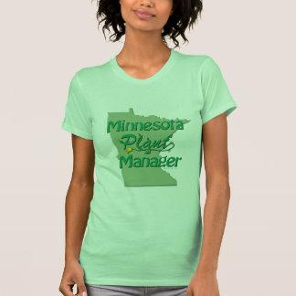 Minnesota Plant Manager Shirt