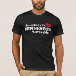 Minnesota Playera