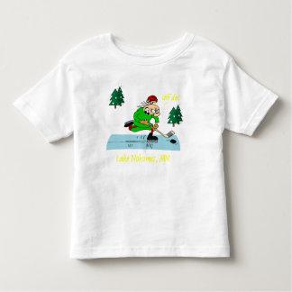Minnesota Pond Hockey Toddler T-shirt