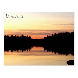 Minnesota - Poplar Lake Postcard