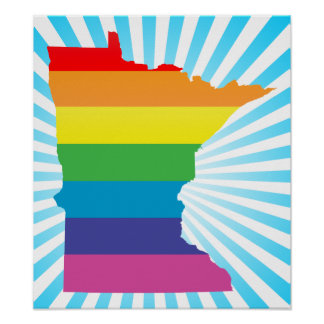 minnesota pride. posters