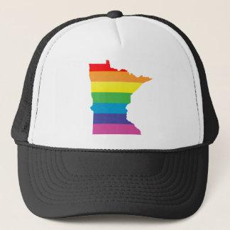 minnesota pride. trucker hat