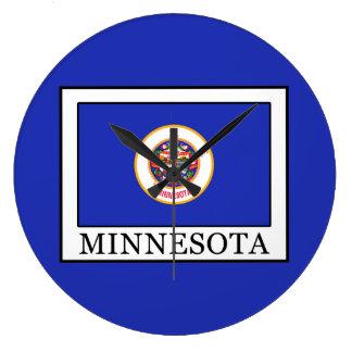Minnesota Reloj Redondo Grande