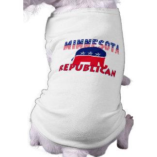 Minnesota Republican Doggie Tee Shirt