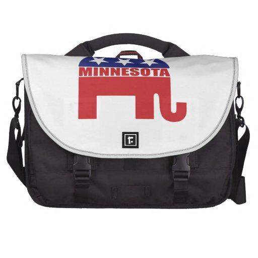 Minnesota Republican Elephant Laptop Computer Bag