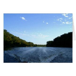 Minnesota River Ride Card