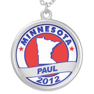 Minnesota Ron Paul Custom Necklace