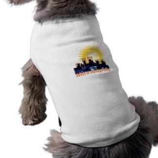 Minnesota Camisa De Mascota