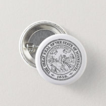 Minnesota Seal Button