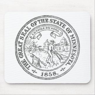 Minnesota Seal Mouse Pad