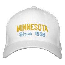 Minnesota Since 1858 Cap
