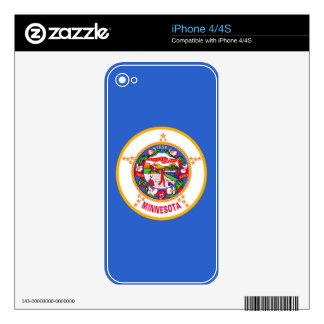 Minnesota iPhone 4S Decals