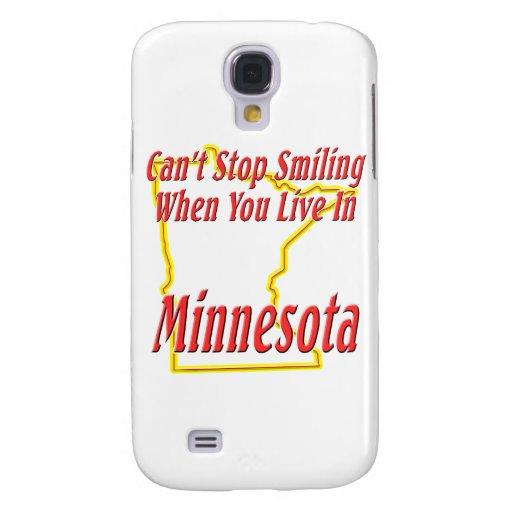 Minnesota - sonriendo