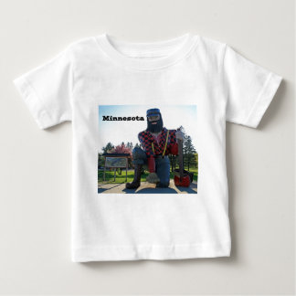 Minnesota Souvenir Baby T-Shirt