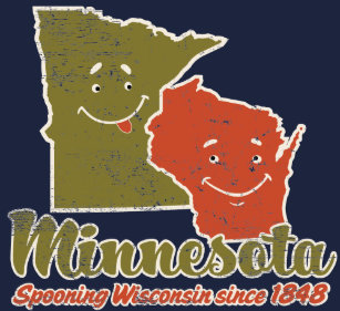 5089a326f5 Minnesota T-Shirts - T-Shirt Design & Printing | Zazzle