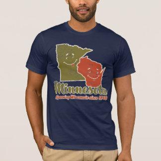 Minnesota Spooning Wisconsin Shirt