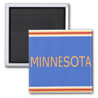 Minnesota Square Magnet