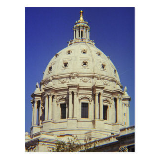 Minnesota State Capital Postcard
