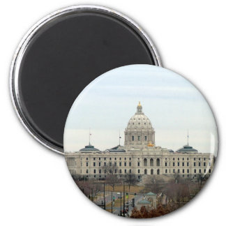 Minnesota State Capitol Magnet