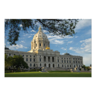 Minnesota State Capitol Photo Art